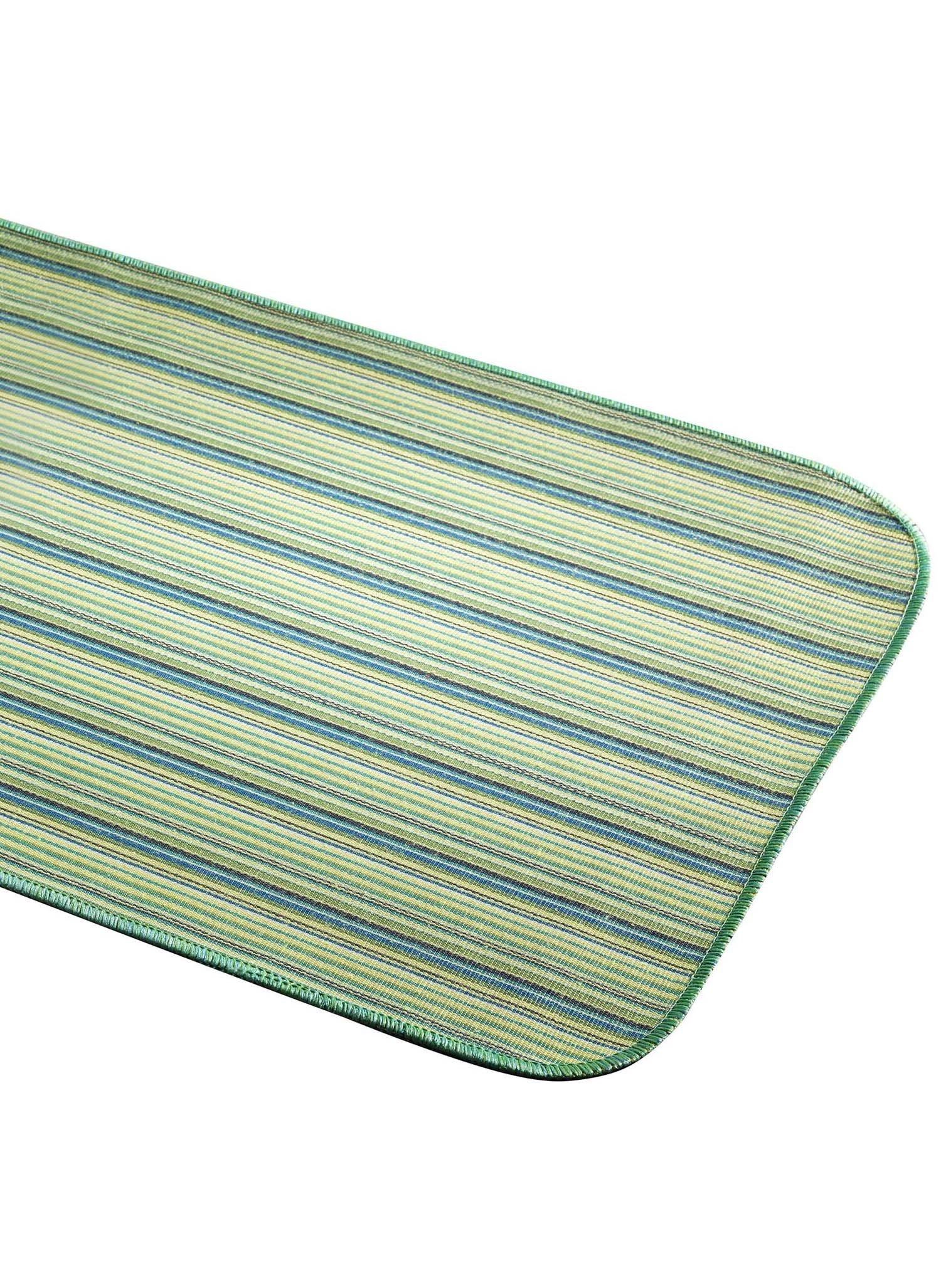 Küchen/Al.Teppich 57x115 grün - 1 - Ronja.ch