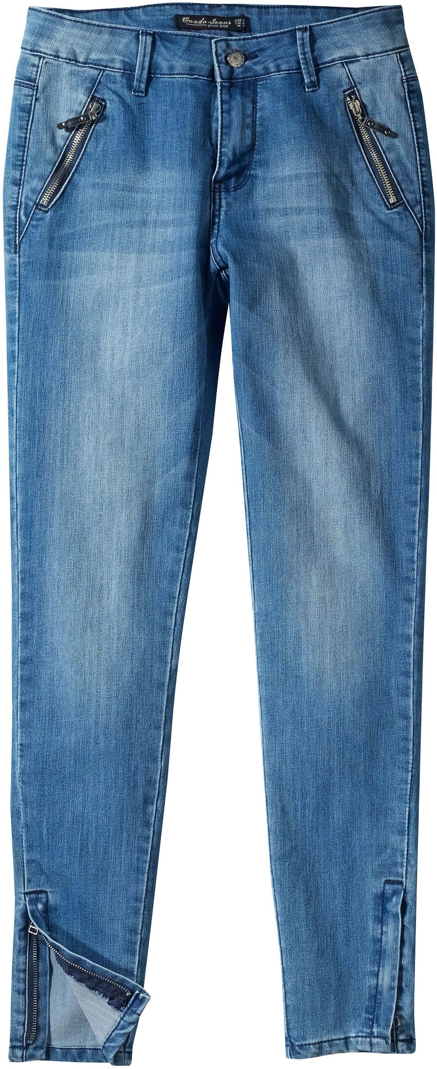 D-Str.Jeans,Reissv.Blue Denim L 050 - 1 - Ronja.ch