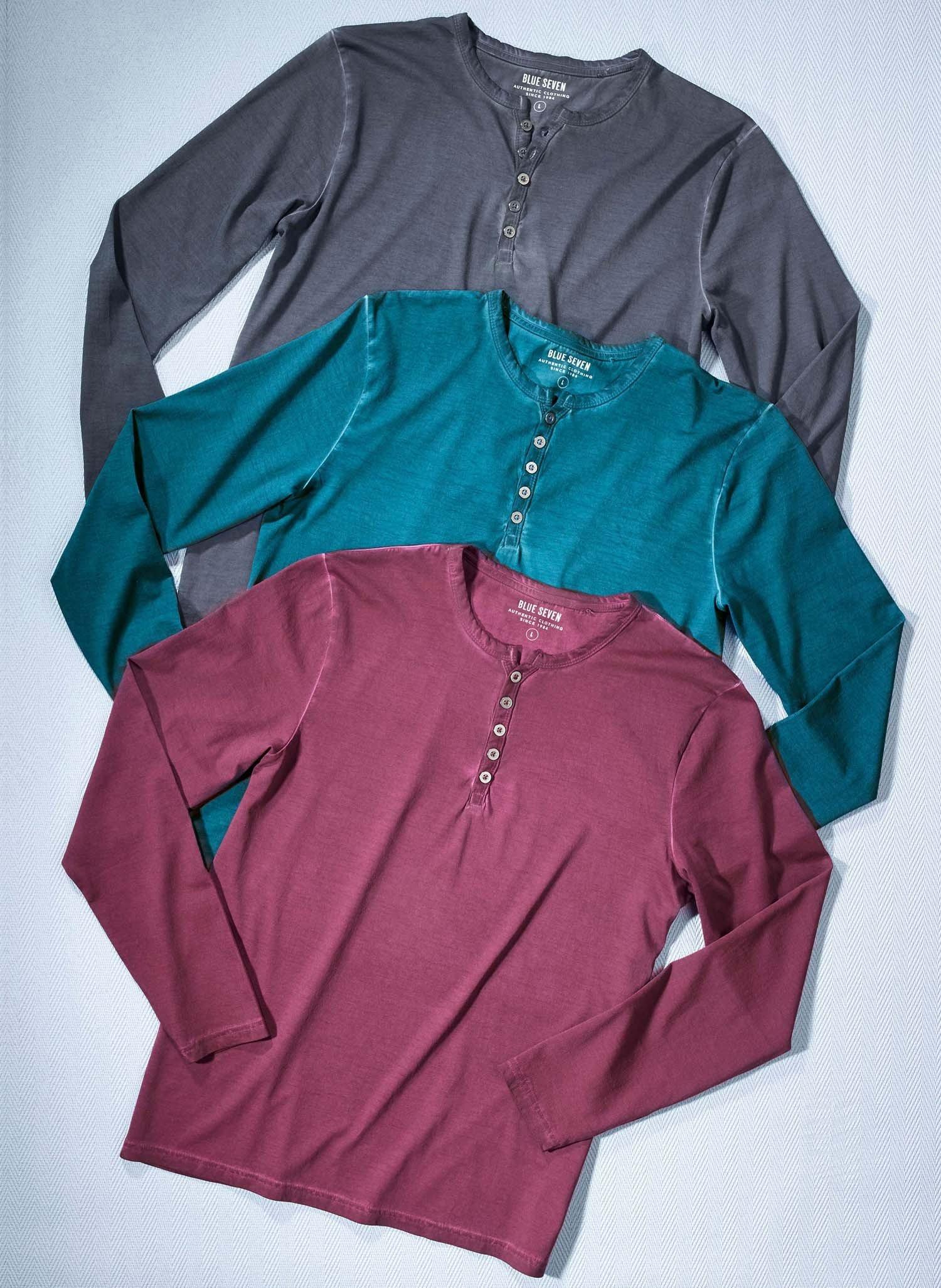 H-LA-Shirt,Pigment,anthrazit L 013 - 2 - Ronja.ch