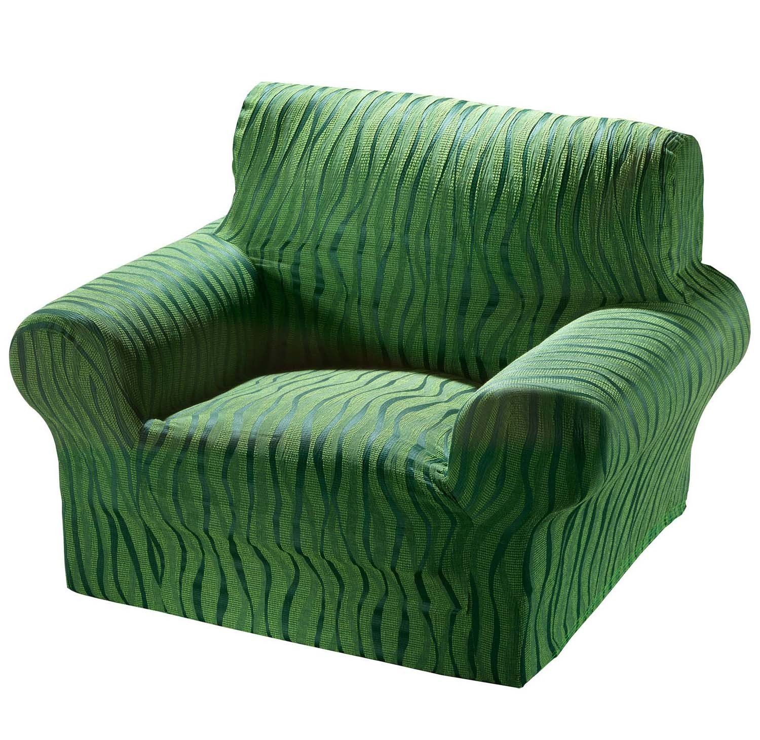 Housse-protect.Fauteuil vert