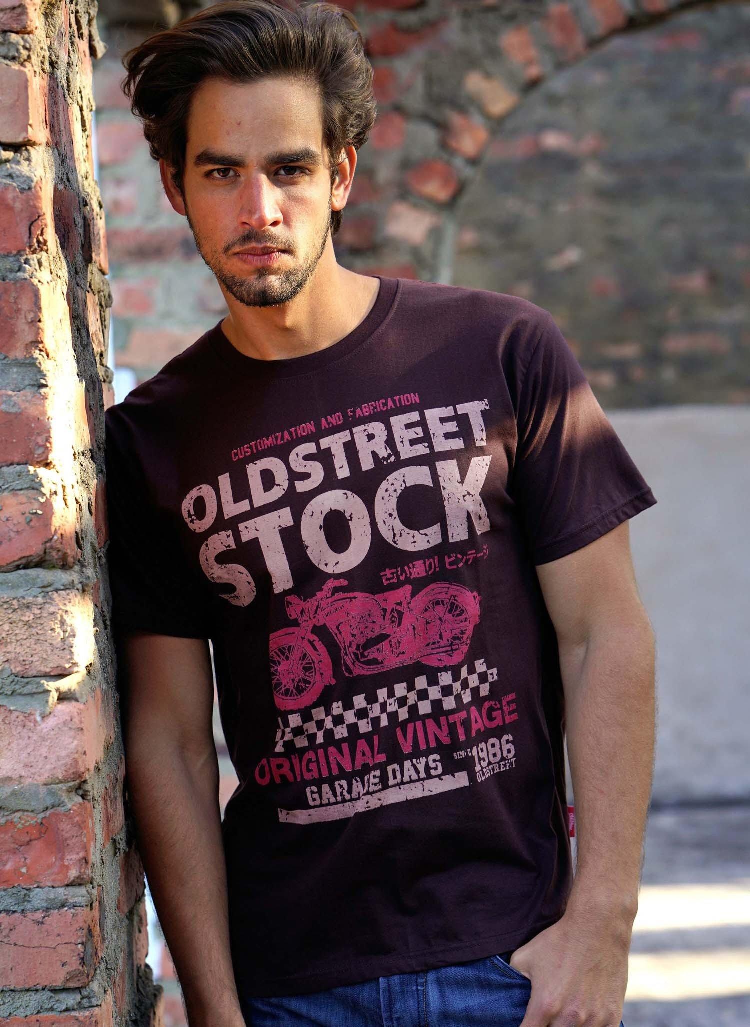 "H-KA-Shirt ""Stock"" braun L 043 - 1 - Ronja.ch"