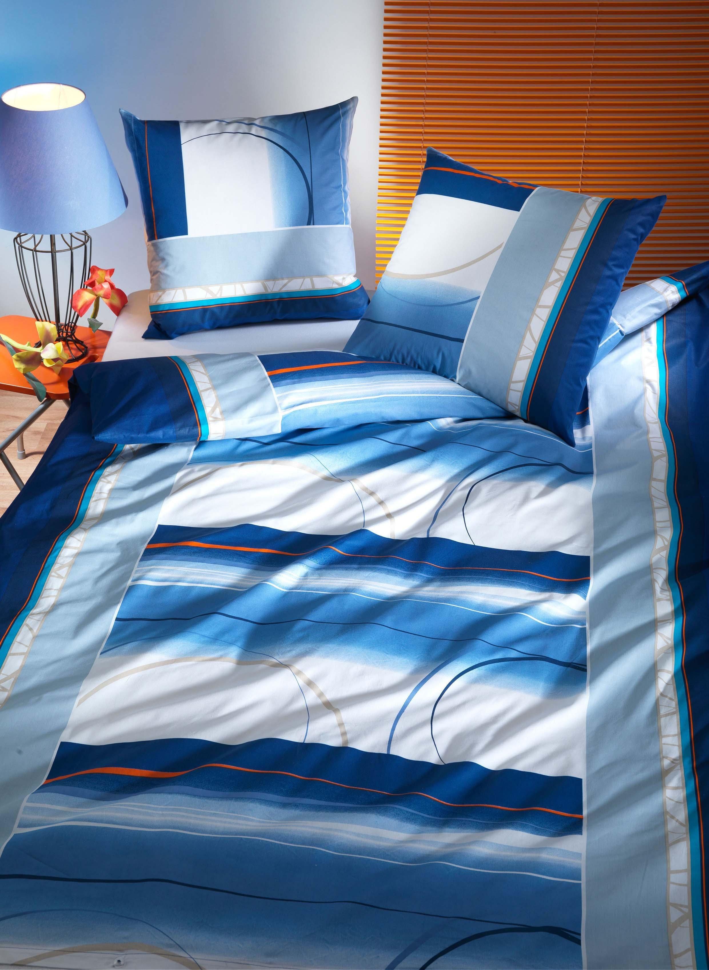 Garniture de lit «DOLPHINIUM»