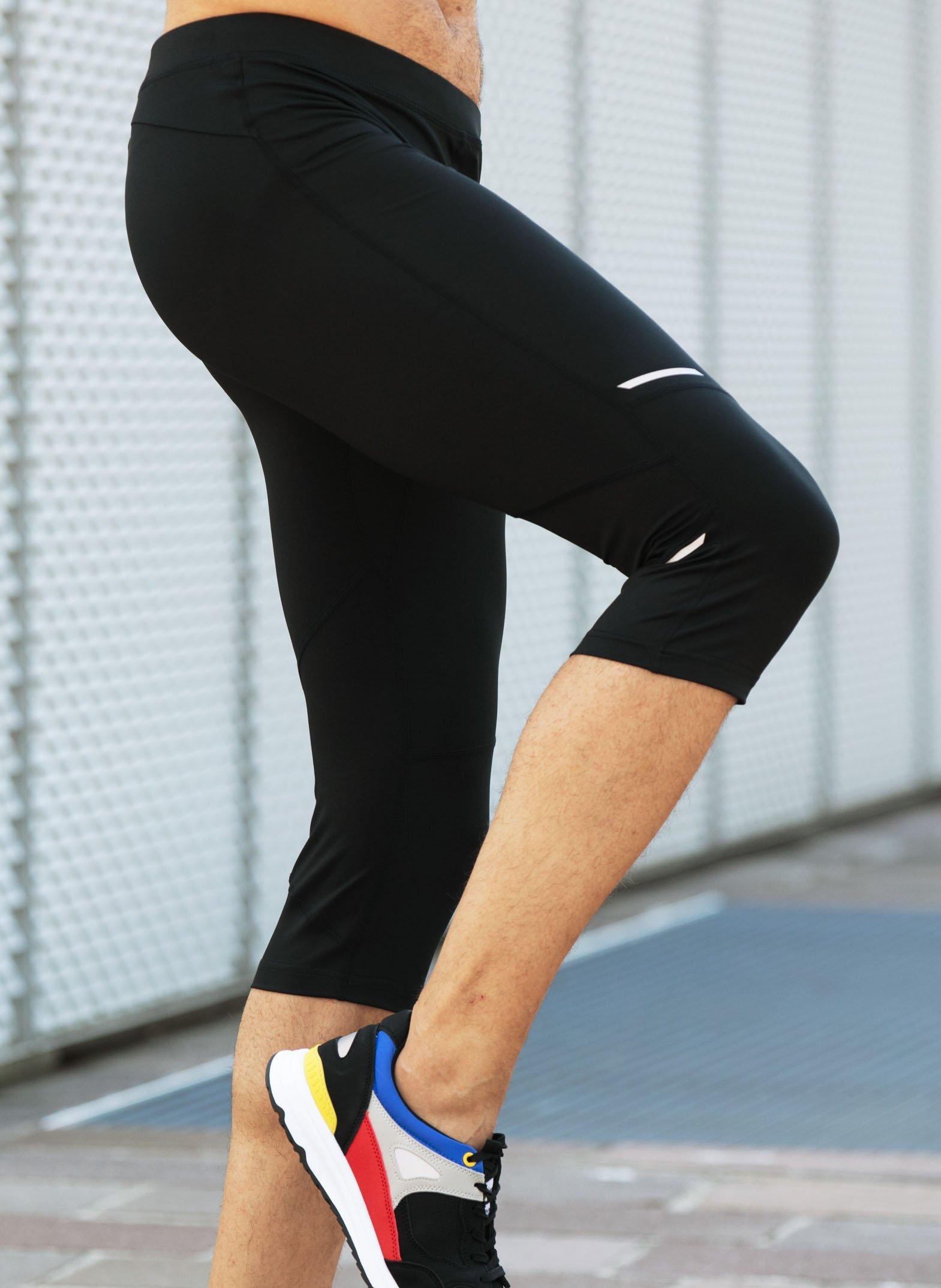3/4-Pantalon-Jogging