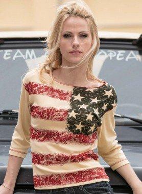 Shirt, US-Flag