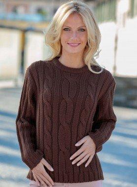 Pulli en tricot