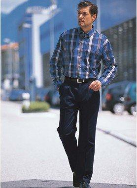 Pantalon avec pinces