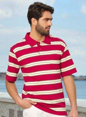Polo Shirt  rayé