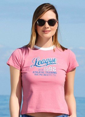 "Shirt à manches courtes   ""League"""