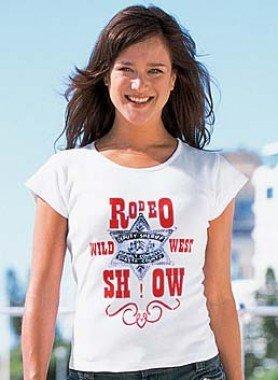 """Shirt à manches courtes  """"Rodeo Show"""""""