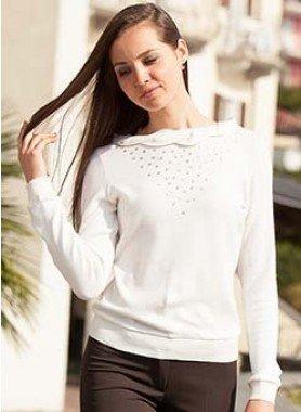 Top en tricot