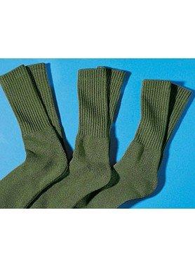 H-Militär-Socken, 3xPaar olive 3538 086 - 1 - Ronja.ch