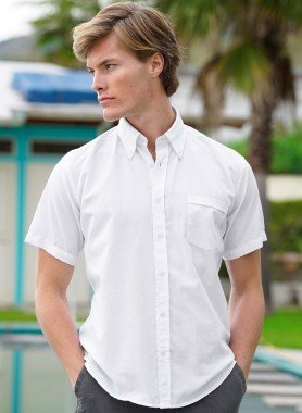 Chemise à manches courtes «OXFORD»