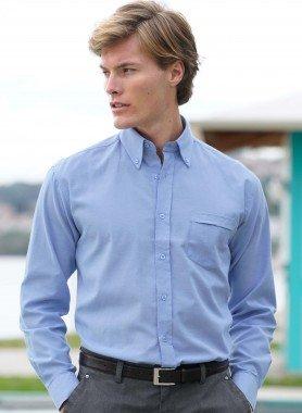 Chemise à manches longues «OXFORD»