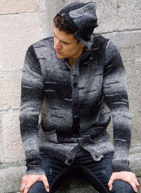 Veste en tricot