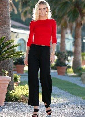 Pantalon avec cordon