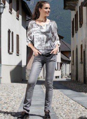 D-5P-Jeans, Grey-Denim 34 005 - 1 - Ronja.ch
