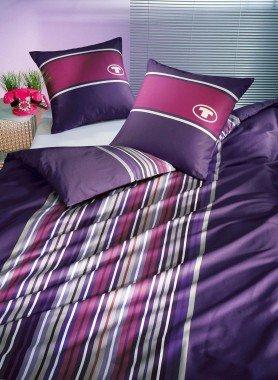 Parure de lit en satin «PENZA»