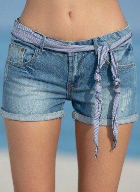 Hot-Pants en Jean
