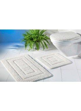 Garniture pour Bain/ WC, 3 pc