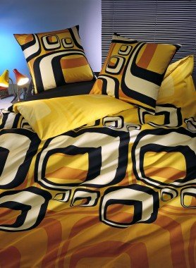Garniture de lit «FUERTE»