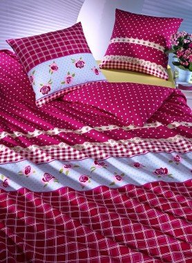 Garniture de lit «AINIKI»