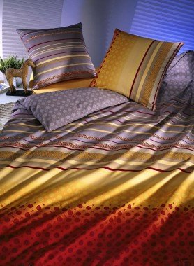 Garniture de lit «CALAIS»