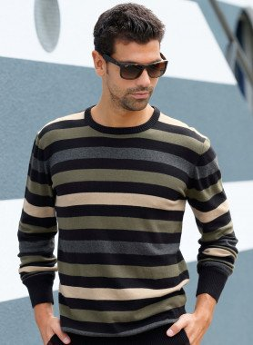 Pull-over en tricot fin