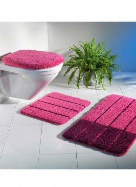 Garniture pour bain/WC 3 pièces
