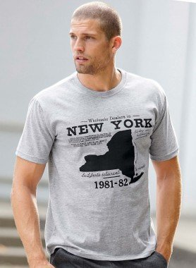 "Shirt  ""NEW YORK"""