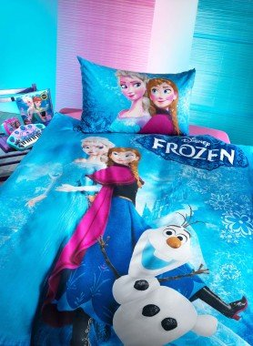 "Garniture de lit ""FROZEN"""