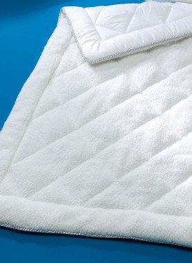 Duvet en microfibre/laine de mouton