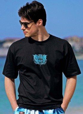 "Shirt manches courtes   ""Rollin Hard"""