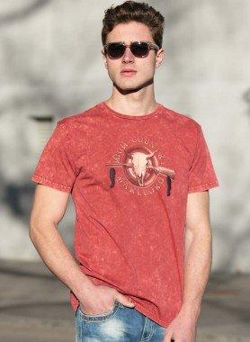 """Shirt à manches courtes """"Rubber-Print"""""""