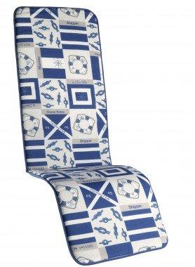 Coussins pour chaises longues  *NAUTICA*