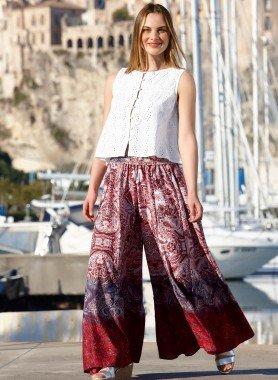 Pantalon, motif Paisly