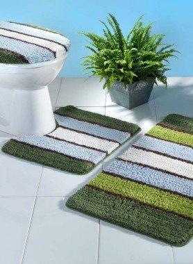 Garniture pour bain/WC  avec  coupe