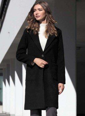 Manteau optique laine