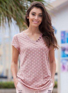 Shirt, imp.étoiles