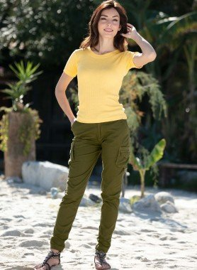 Pantalon de loisirs avec poches