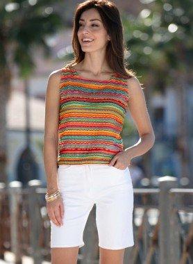 Bermuda Colors-jeans