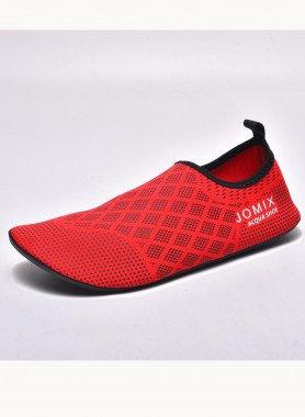 Acqua-Shoes,  motif losanges