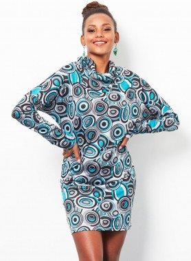 Robe, motif Lolipop
