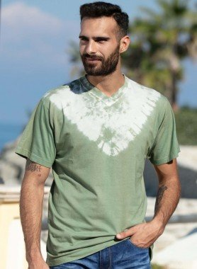 Shirt, motif Batik