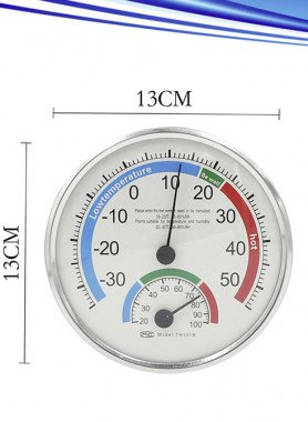 Thermomètre/hygromètre