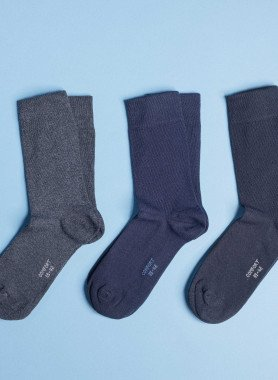 Socquettes de ville, 5 paires