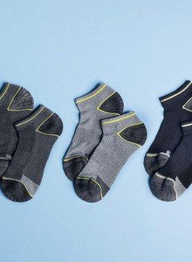 Sneakers de travail unisexes, 6 paires
