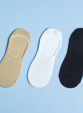 Chaussons, 4 paires