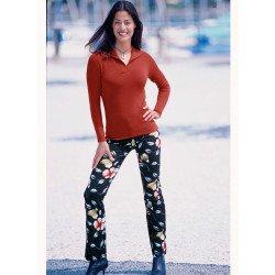 Pantalon stretch 5 poches