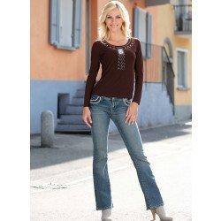 Jeans 6 poches