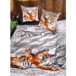 "Garniture de lit ""TIGER-LOVE"""